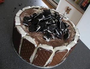 Sendvič - sladoled Oreo torta