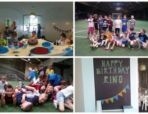 Proslavite nogometni rođendan u NC Šalata