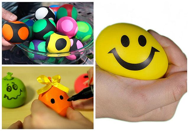 Napravite loptice za klince