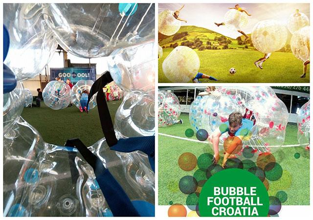 Proslavite najluđi rođendan u Bubble Footballu!