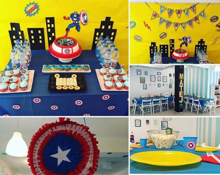 Superheroji rođendani u Malom Partyju