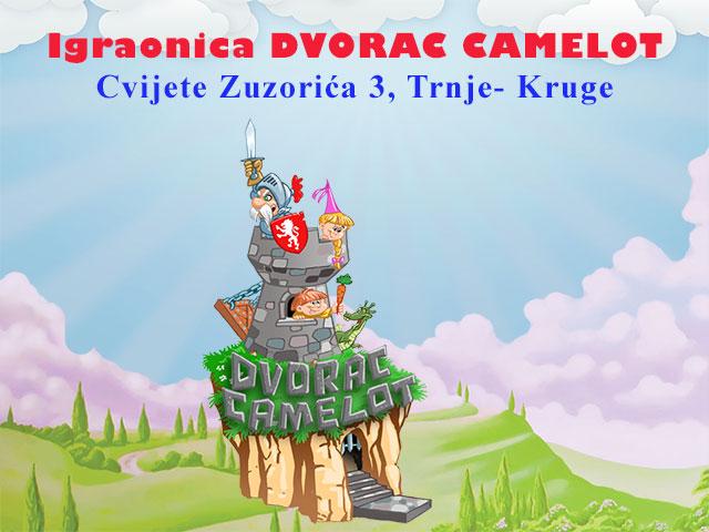 Maštoviti dječji rođendani u Dvorcu Camelot