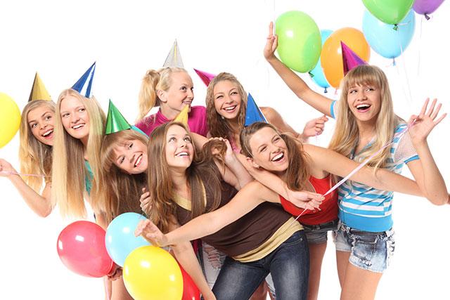 Rođendanski tulumi za teenagere u NC Šalata