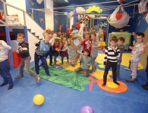 Rođendanska proslava u siječnju u Educareni - Jungle party