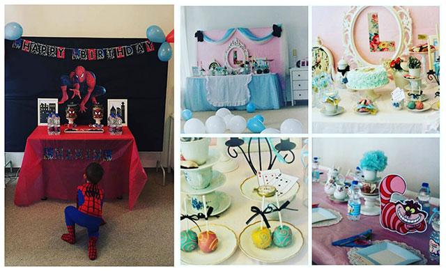 Tematske proslave rođendana u Malom Partyju!