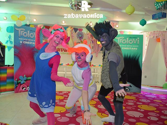 Proslavite tematski rođendan u Zabavaonici i odlično se zabavite