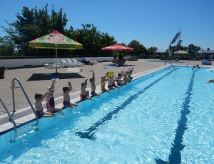 Intenzivni tečaj plivanja za djecu od 3 do 7 godina
