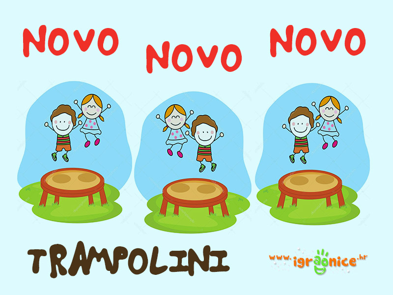 Trampolini u Igraonicama.hr